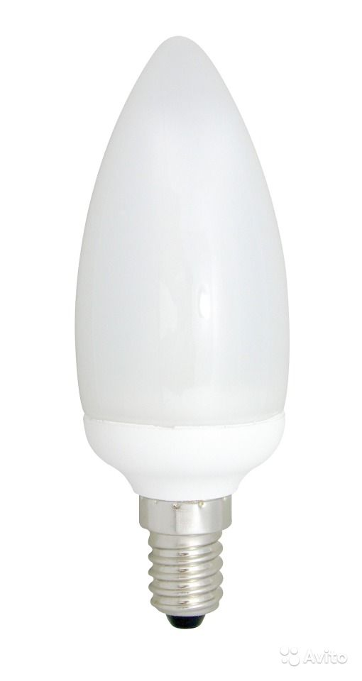 купить Лампы энергосберегающие Minion Svecha Flesi, Лампа энергосберегающая М
