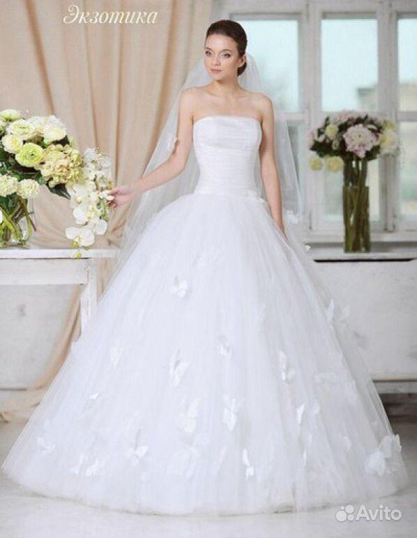 Приём на комиссию свадебных платьев