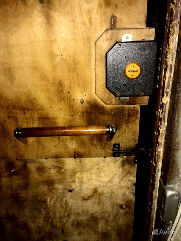 поставить качественную железную дверь