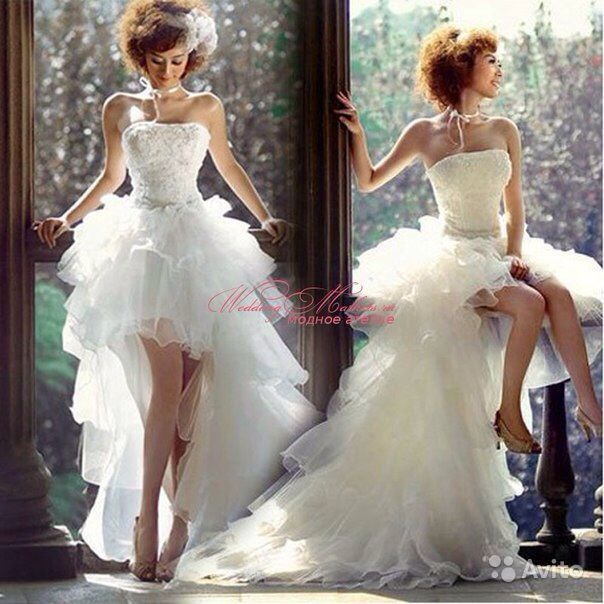 длинные красивые платья
