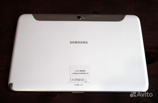 Фото: Продам ПЛАНШЕТНЫЙ ПК SAMSUNG GALAXY NOTE 10.1 16GB N8000 WHITE. . Пл