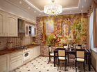 Фото интерьеров кухни стен