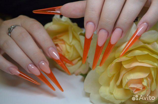 Наращивание ногтей акрилом вредно или нет