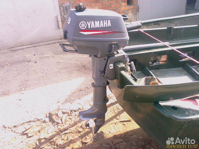 мотор для лодки бу купить на авито челябинск
