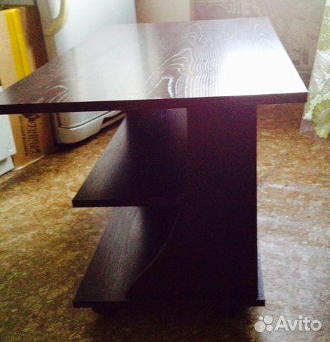 Журнальный столик   цвет венге