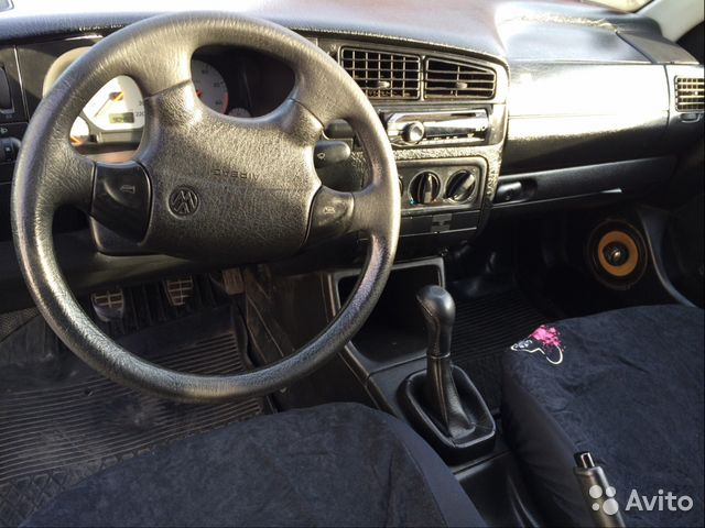 Volkswagen Golf IV: цена, технические характеристики