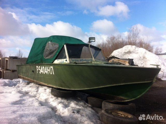 бу лодки в мурманске