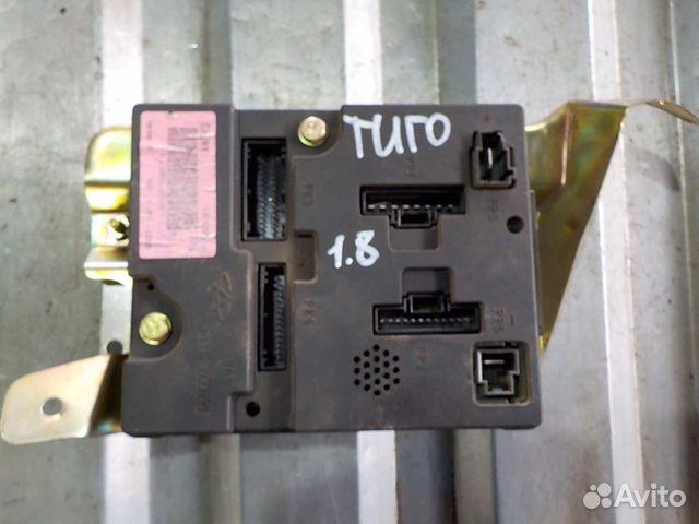 Блок управлением двигателем (эбу) чери тиго 20 4w