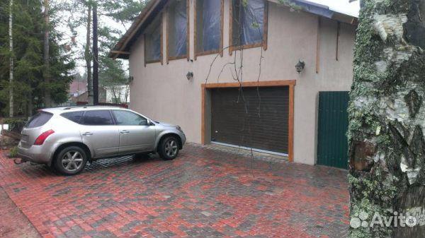 Парковка на даче из плитки фото