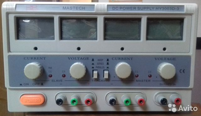 Tekpower tp3005d-3, mastech hy3005f-3 and dr meter hy3005f-3 power supplies (images from amazoncom)