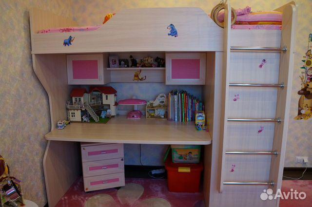 Детская мебель лазурит фото