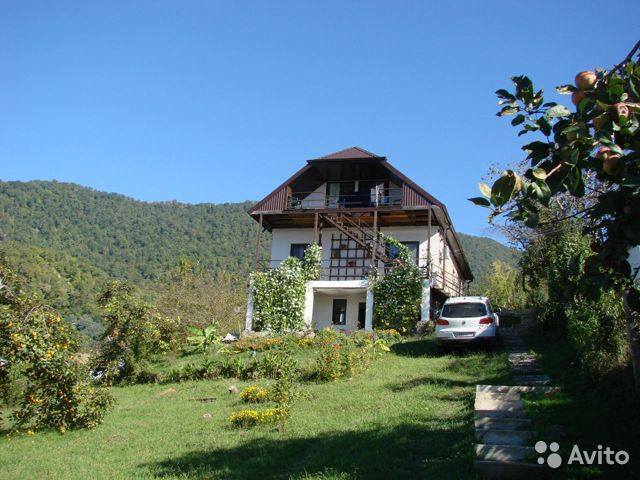 Дом в остров Афон фото цены