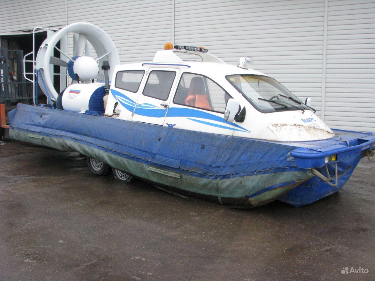 лодка на воздушной подушке марс лодка