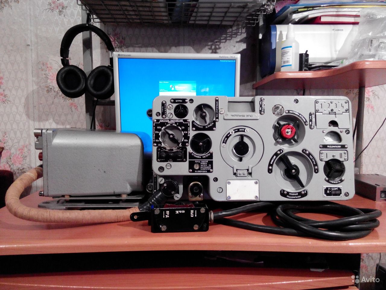 Р - 130М - Техническо описание (ru)