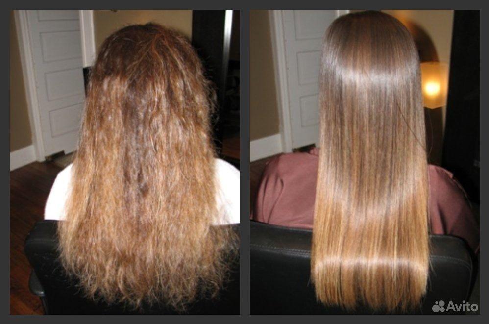 ботокс или кератин для волос отзывы