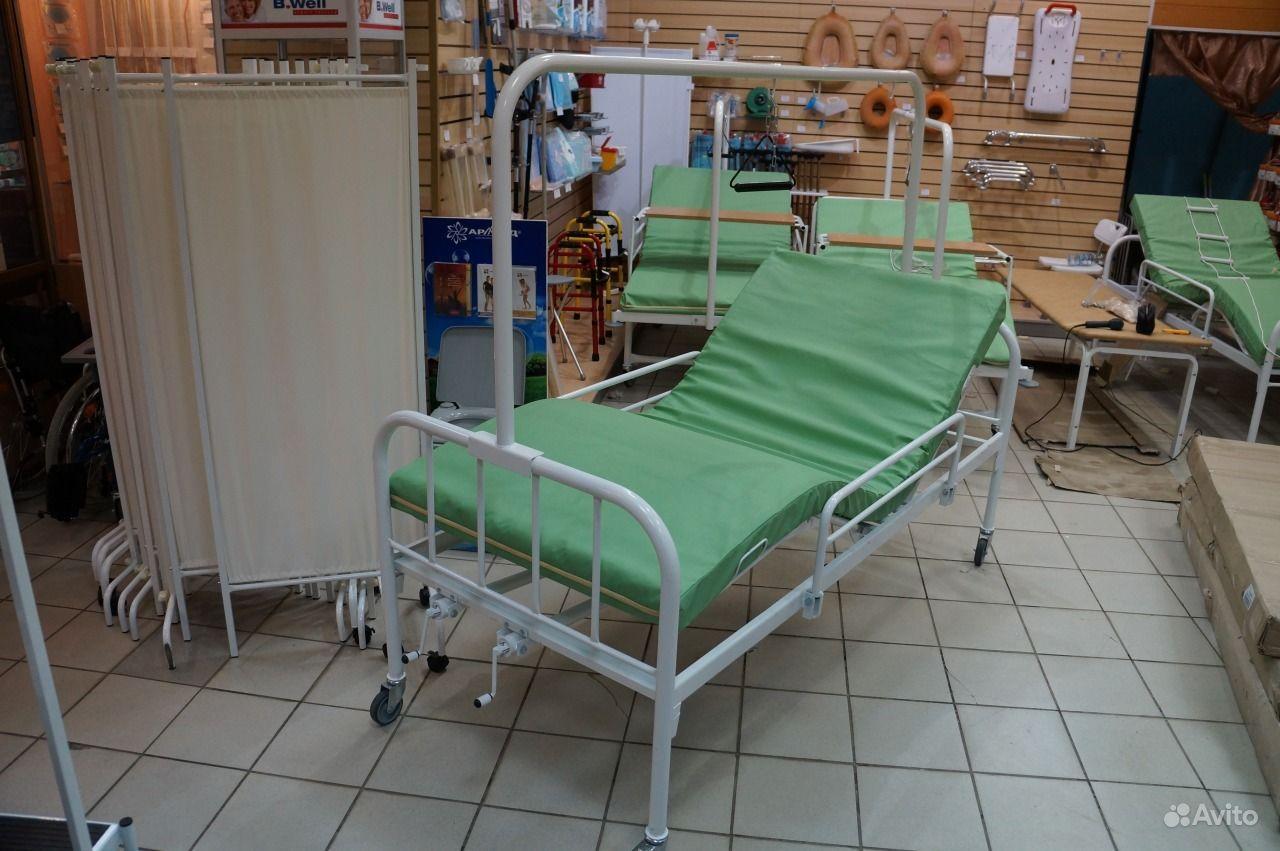 Медицинская кровать для лежачих больных  оренбург