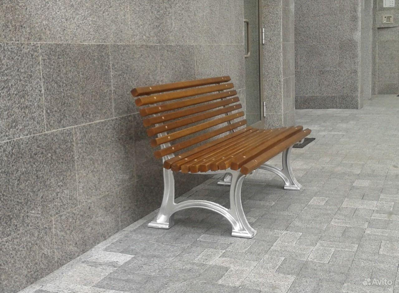 Уличные скамейки купить на Вуёк.ру - фотография № 1