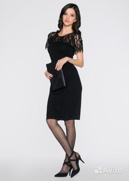 Маленькое черное платье  f47b7b09ad48e