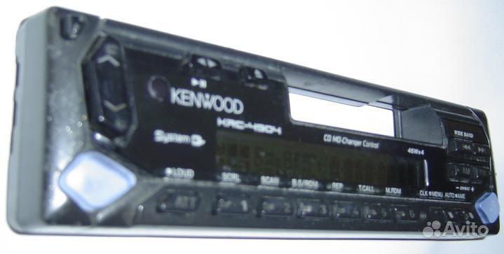 Схема kenwood krc-4904