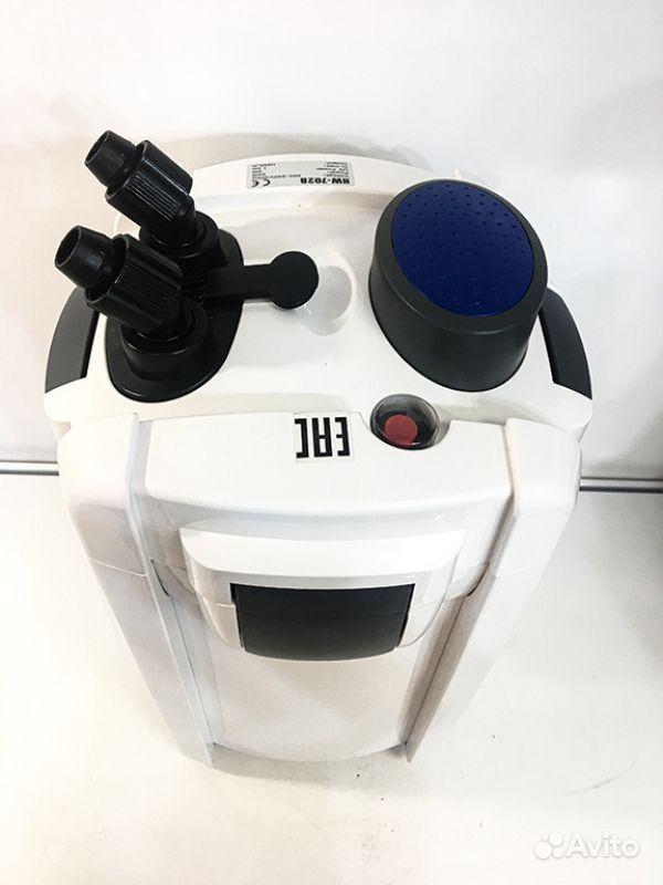 Фильтр sunsun HW-702B, с UV стерилизатором до 300л купить на Зозу.ру - фотография № 4