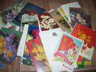 Советские открытки-разная тема