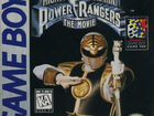 Game Boy Mighty Morphin Power Rangers - The Movie
