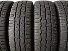 4 бу С Michelin Agilis X-Ice North 195/70 R15