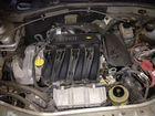 Renault Sandero двигатель К4М в сборе