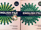 English File (3th) Intermediate Student's book+Wor