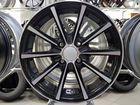 Новые литые диски R15 4 100 eclipsse MB