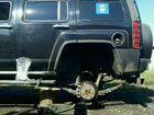 Пневмоподвеска Hummer H3
