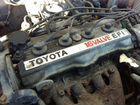 Toyota Carina 2 двигатель 16v разбор