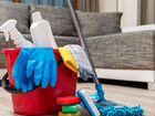 Уборка квартиры или дома
