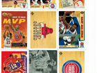 Коллекционные баскетбольные карточки