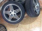 Колеса от Mercedes AMG