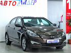 Hyundai Solaris 1.6AT, 2015, 78241км