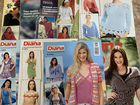 Журналы по вязанию Маленькая Diana