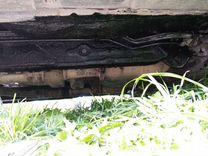 Кузовной ремонт (сварка)