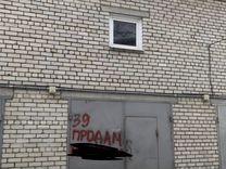 Гараж, > 30 м²