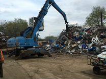 Вывоз металлолома частное лицо в Домодедово лом цветных металлов прайс в Юрлово