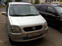 Opel Agila, 2002 г., Санкт-Петербург