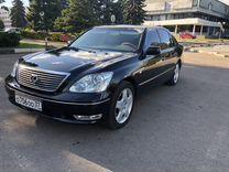Lexus LS, 2004 г., Москва