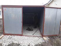 Гараж сборный металлический купить на авито гараж железный купить иркутск