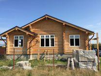 Деревянный одноэтажный дом