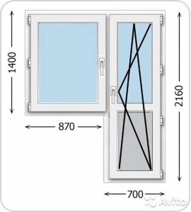 Какие размеры стандартные балконной группы фото.