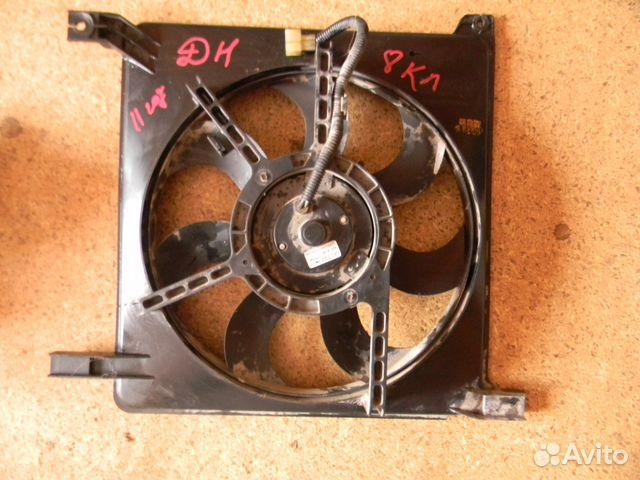 ремонт мотора вентилятора охлаждения нексия того