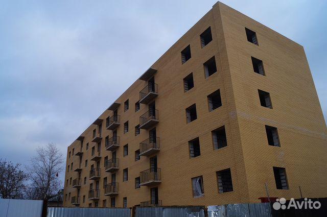 2 этаже 5-этажного кирпичного дома