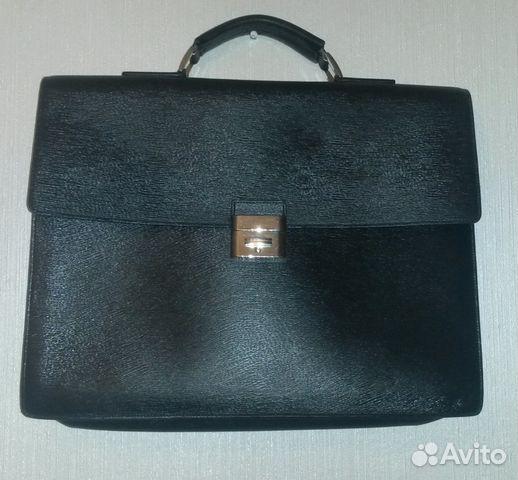 e051f9754732 Портфель с 2 отделениями S. T. Dupont, оригинал | Festima.Ru ...