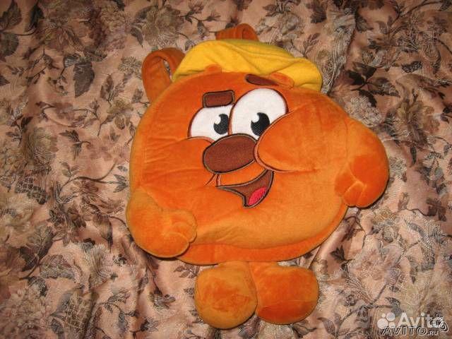 Смешарики игрушка-рюкзак в самаре asics 109773 8060 training backpack рюкзак