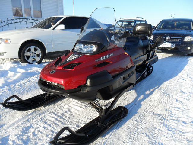 BRP Ski-Doo в Тюмени продажа снегоходов - Все города